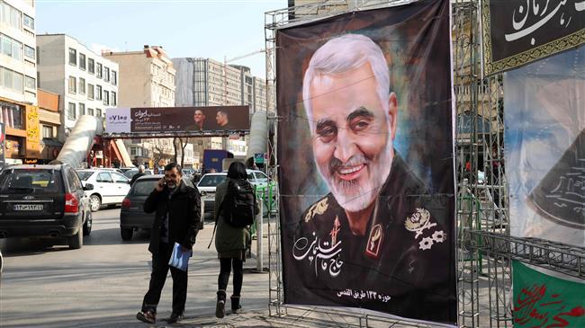 'Soleimani assassination proves US leads global terrorism'