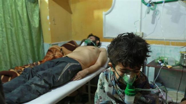 Syria to UN: Turkey helping terrorists stage fake gas attacks