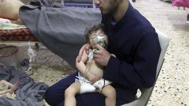 Syria terror groups plan false-flag gas attacks: Military