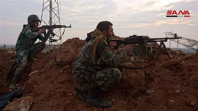 Syrian govt. forces seize Aleppo's key town of Khan Tuman