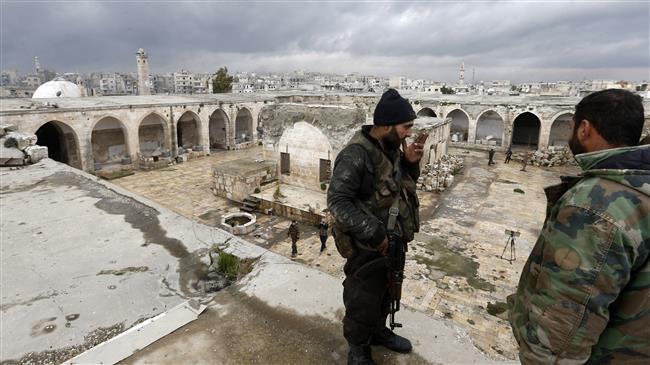 Syrian troops advance in Idlib as Erdogan threatens offensive