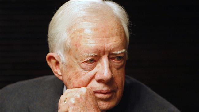 Carter: Trump's deal of century breaches international law