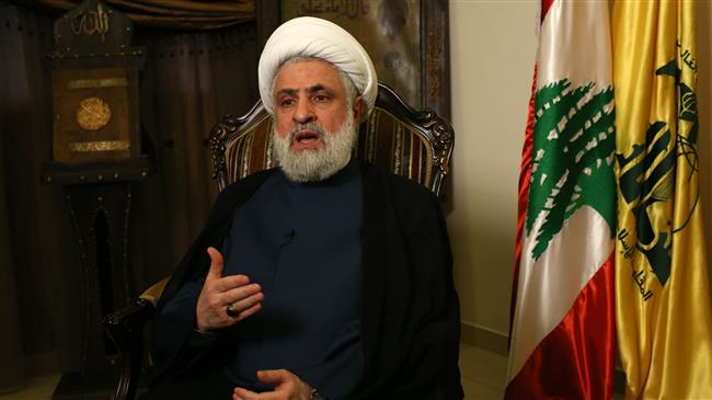 No place for Israel on Palestinian lands: Hezbollah official