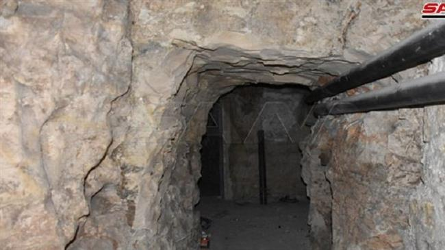 Syria forces discover tunnels used by militants in Idlib