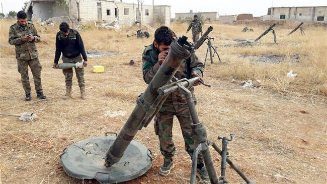 Syrian army liberates more areas in southeastern Idlib