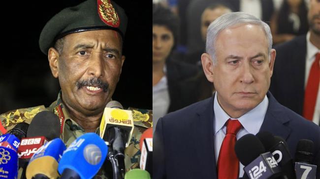 Israel, Sudan leaders 'secretly meet, agree on normalization'