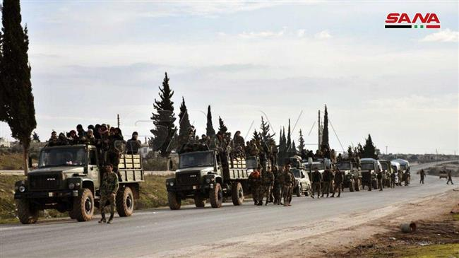 Syrian army gives chance to militants in NW city to disarm