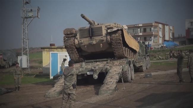 Turkish military convoy enters Idlib to protect terrorists