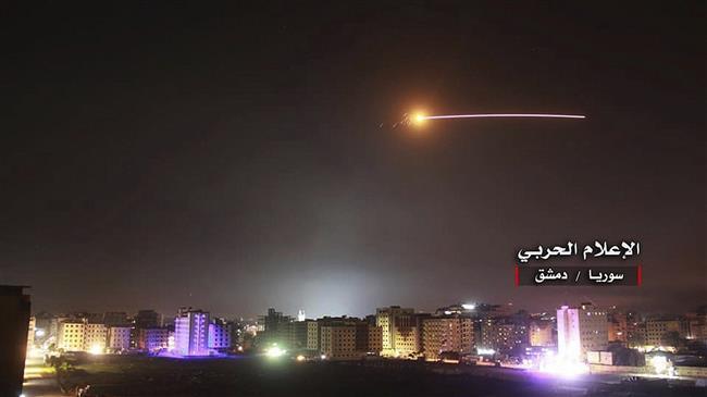 Russia: Israeli jets used civilian flight as shield to raid Syria