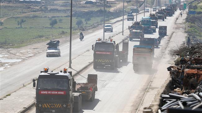 Turkey warns of 'Plan B' amid Syria's anti-terror op in Idlib