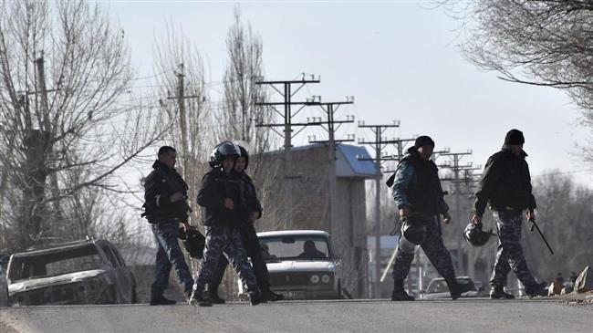 Asie centrale: brèche anti-chinois?