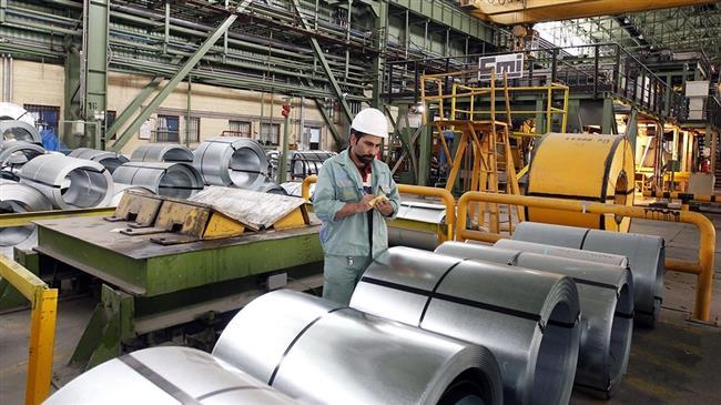 Iran's steel exports soar 93% in Jan. after stiffer US sanctions