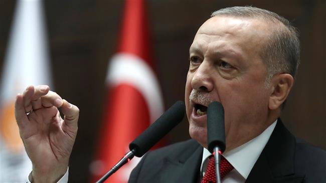 Erdogan threatens to hit Syrian army positions