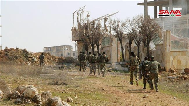 Aleppo stepping toward full liberation thanks to Syria army gains