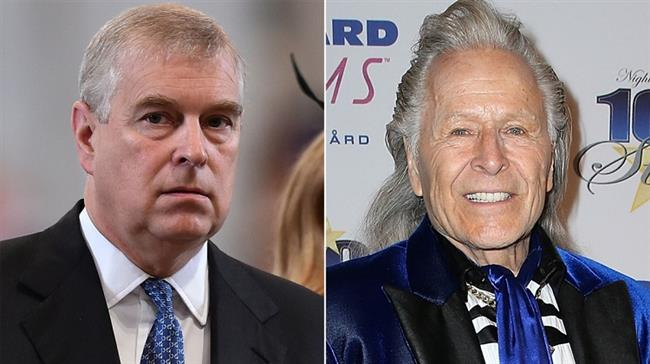 Prince Andrew linked to suspected sex offender Peter Nygard