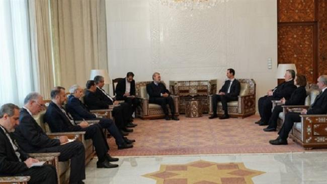 Syrians will liberate whole country from terrorists: Assad