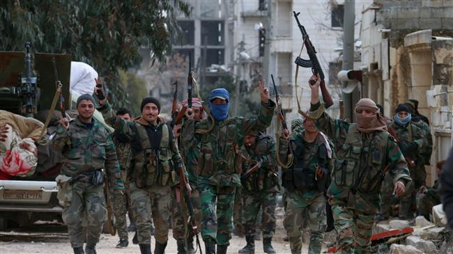 Syria recaptures most of Aleppo ahead of Russo-Turkish talks