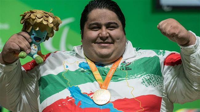 Iran's Paralympics champion Siamand Rahman passes away