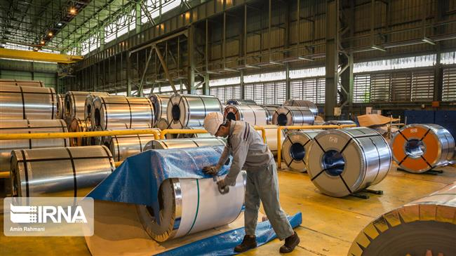 Iran's 11-month steel exports up by 28%: Report
