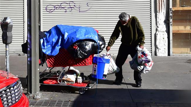60,000 homeless people in California could get coronavirus