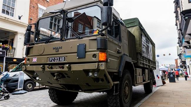 UK officially deploys army in coronavirus fight