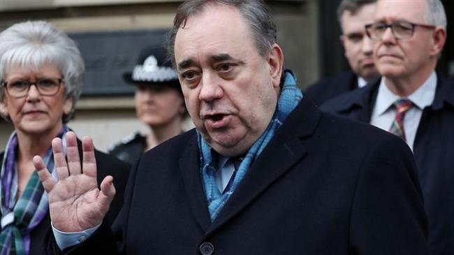 Alex Salmond proves his innocence and signals return to politics