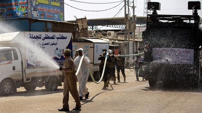 Iraq's PMU reveals 'US plot to exploit pandemic, attack its bases'