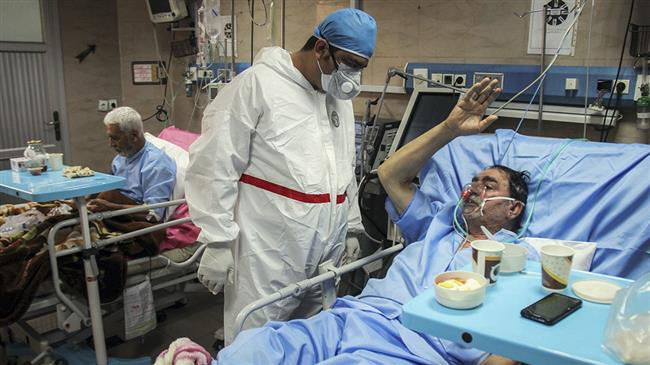 US wages medical terror against Iranians amid virus pandemic: Zarif