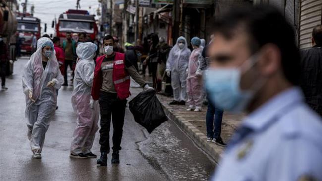 China to UN: Unilateral Syria sanctions must be lifted amid pandemic