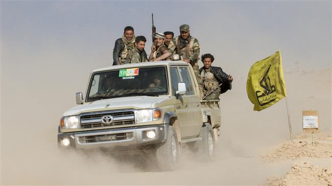 Iraqi anti-terror groups say on alert for false-flag US operations