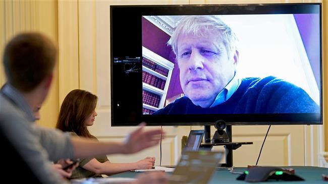 Boris Johnson admitted to hospital over coronavirus symptoms