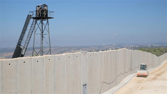 Israeli army installs surveillance cameras in southern Lebanon