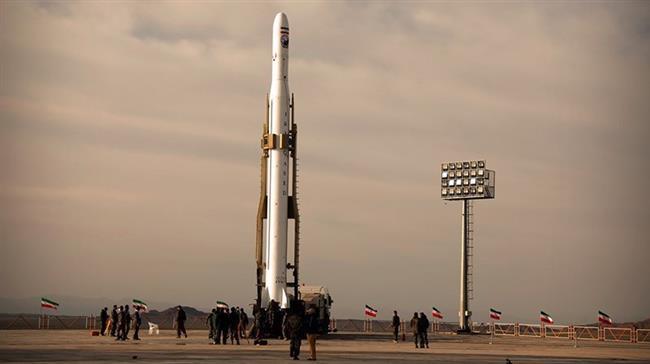 US tracks Iran's 'Nour' satellite as it enters into orbit
