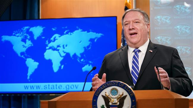 Pompeo spars with reporters over Wuhan lab claims