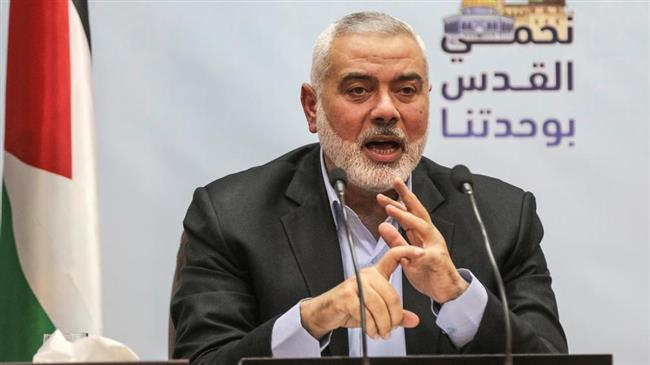 Haniyeh: Normalization with Israel unforgivable crime