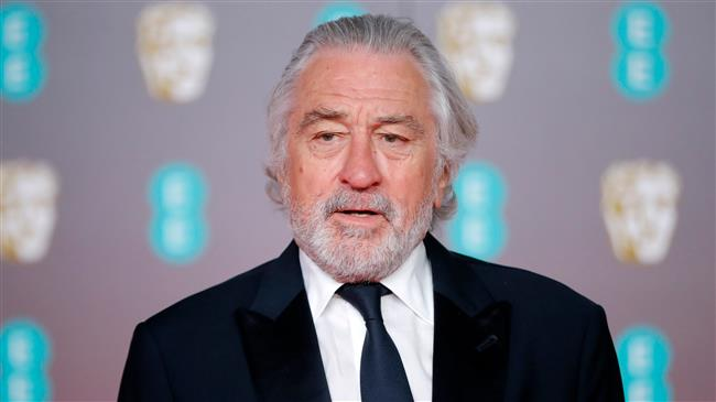 Robert De Niro: Trump doesn't care how many people die from COVID-19