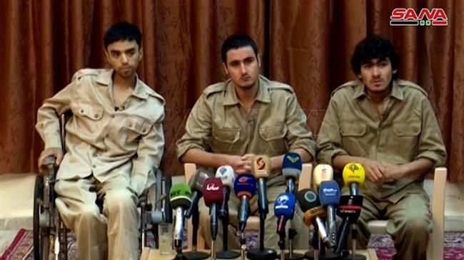 Captured Daesh terrorists confess to cooperation with US forces in Syria's al-Tanf