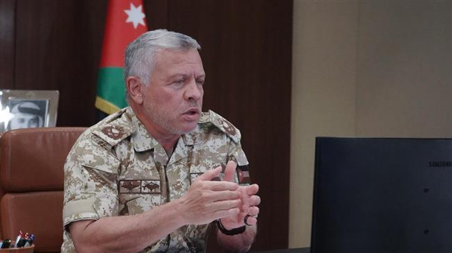 La Jordanie attaquera Israël?