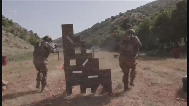 Video: Hezbollah forces train to boost readiness against Israel