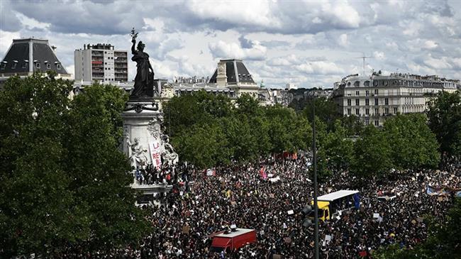 France: les samedi « noirs » de retour