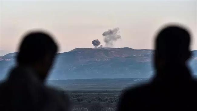 Turkish warplanes hit PKK targets in northern Iraq