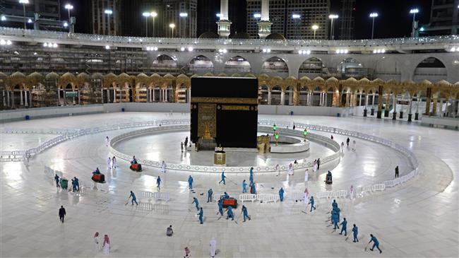 Saudi to hold 'very limited' hajj over pandemic