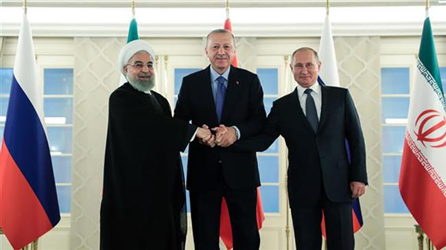 Iran to host virtual Syria talks with Russia, Turkey on Wed.