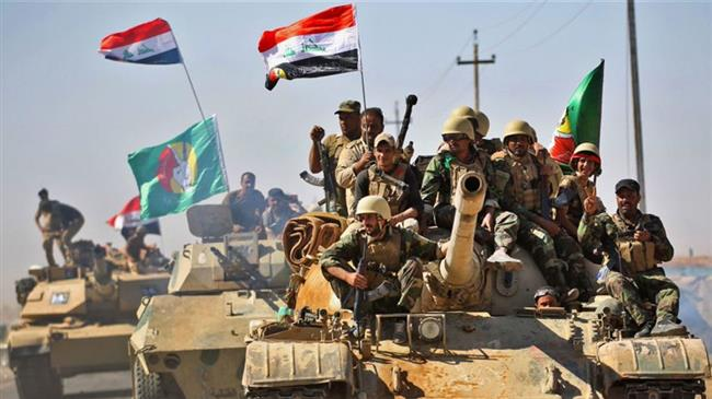 'US fomenting soft coup against Hashd al-Sha'abi in Iraq'