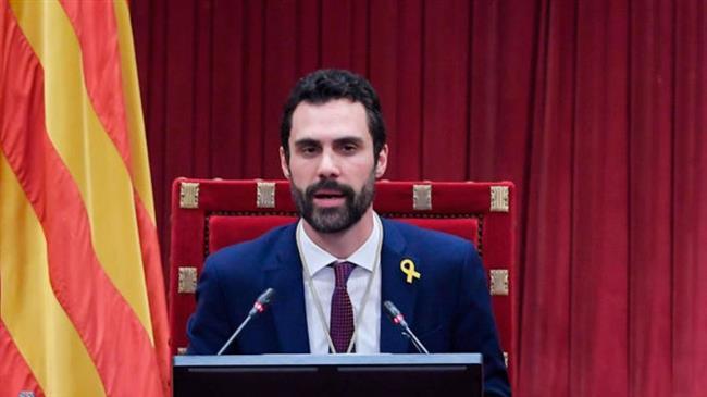 Senior Catalan politician says phone hacked with Israeli spyware