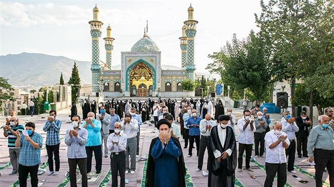 Muslims celebrate Eid al-Adha amid coronavirus restrictions