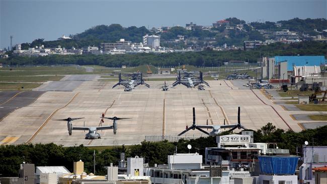 Okinawa in virus emergency amid 'explosive spread' at US base