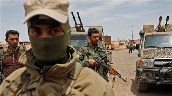 US-backed SDF militant gunned down in Syria's Dayr al-Zawr