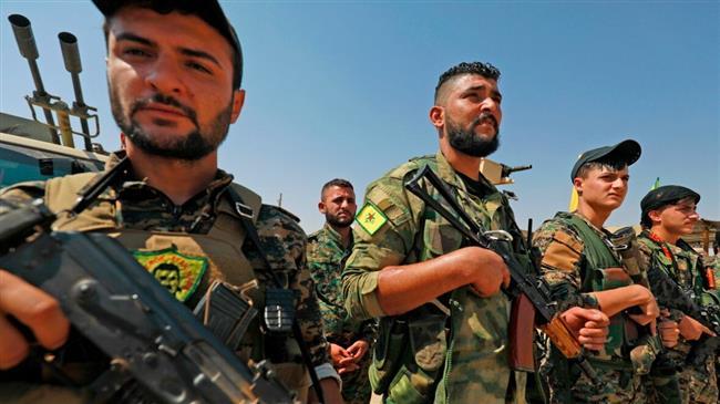 Report: UAE spy agents training YPG militants in Syria