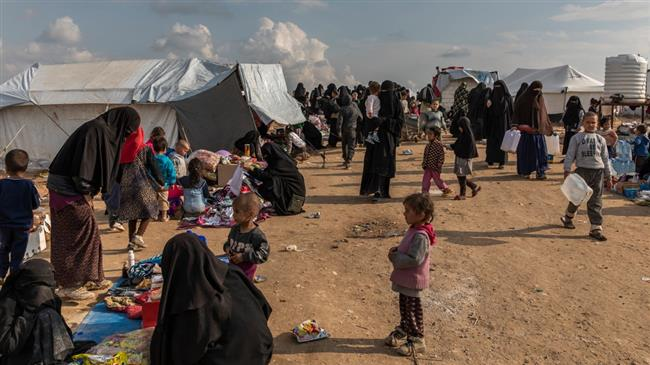 US-backed SDF militants abduct civilians from Syrian refugee camp